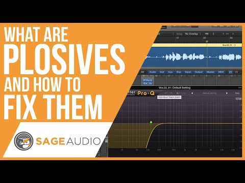 What are Plosives and How to Fix Them