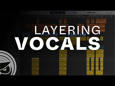 How to Layer Vocals