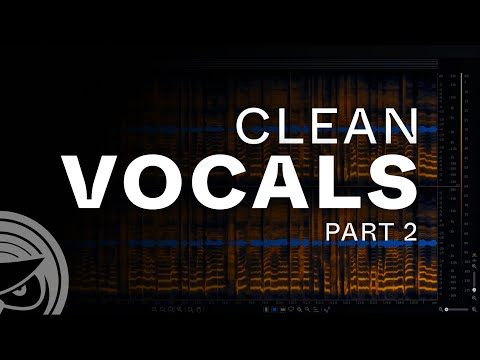 How to Make Clean Vocals Part 2
