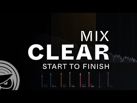 How to Make a Clear Mix Start to Finish