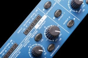 Audio compressor