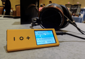 The PonoPlayer will allow portable playback of HD FLAC files