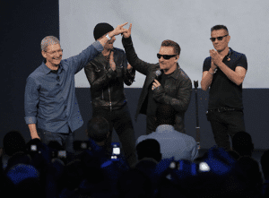 Apple is working on a new album format