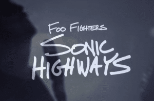 HBO new series 'Sonic Highways' will feature the Foo Fighters recording their newest album in America's most iconic studios.