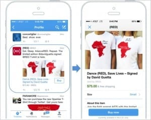 Twitter's buy button feature makes selling music to your fans as easy as the click of a button.