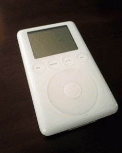 Apple's iPod Classic is no longer on shelves.
