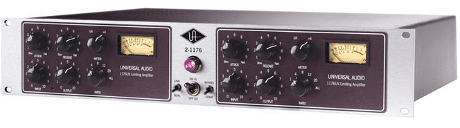Universal Audio 2-1176 Compressor
