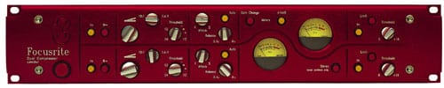 Focusrite RED 3 Compressor
