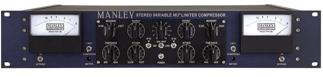 Manley Variable Mu Compressor
