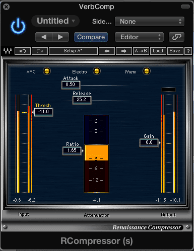 Compression is one of many processing types online mastering uses.