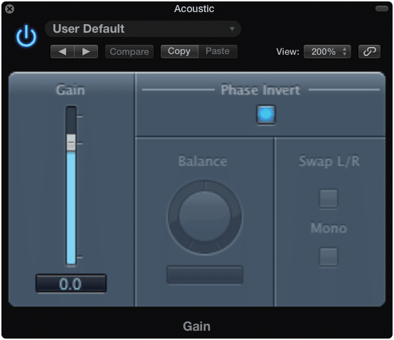 A utility plugin used to invert the phase of one track, and effectively perform the null test.
