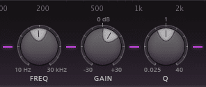 You will need to set exact settings in the last insert, that mirror your first EQ insert.