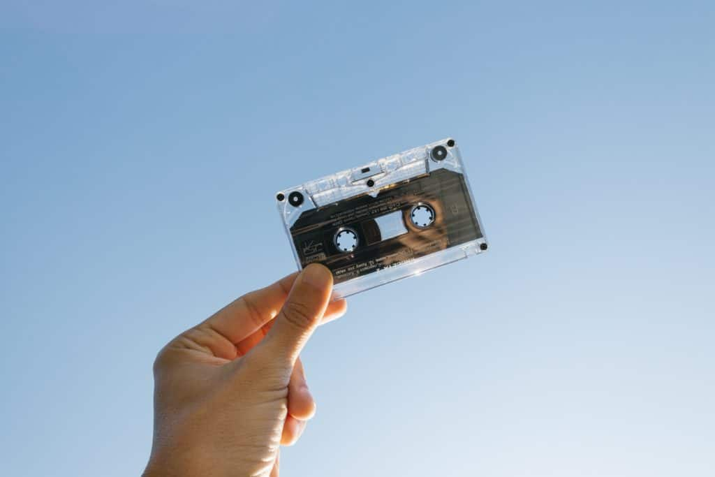 Like vinyl, cassettes have grown in popularity over the last decade.