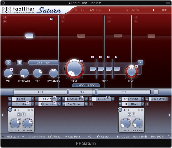 Many plugins emulate analog hardware, and in turn, generate harmonics.