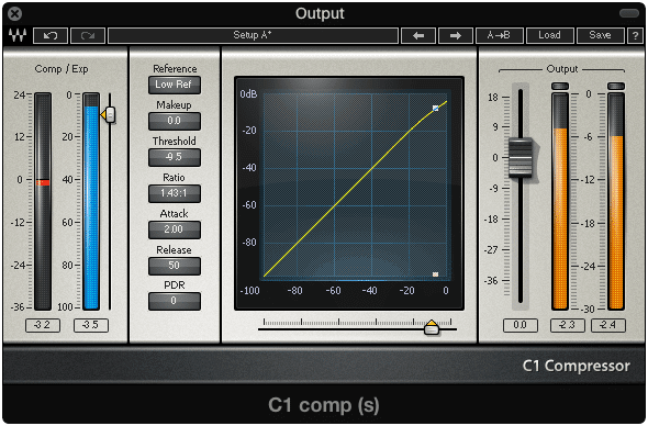 Compressors are just one form of dynamics processing.