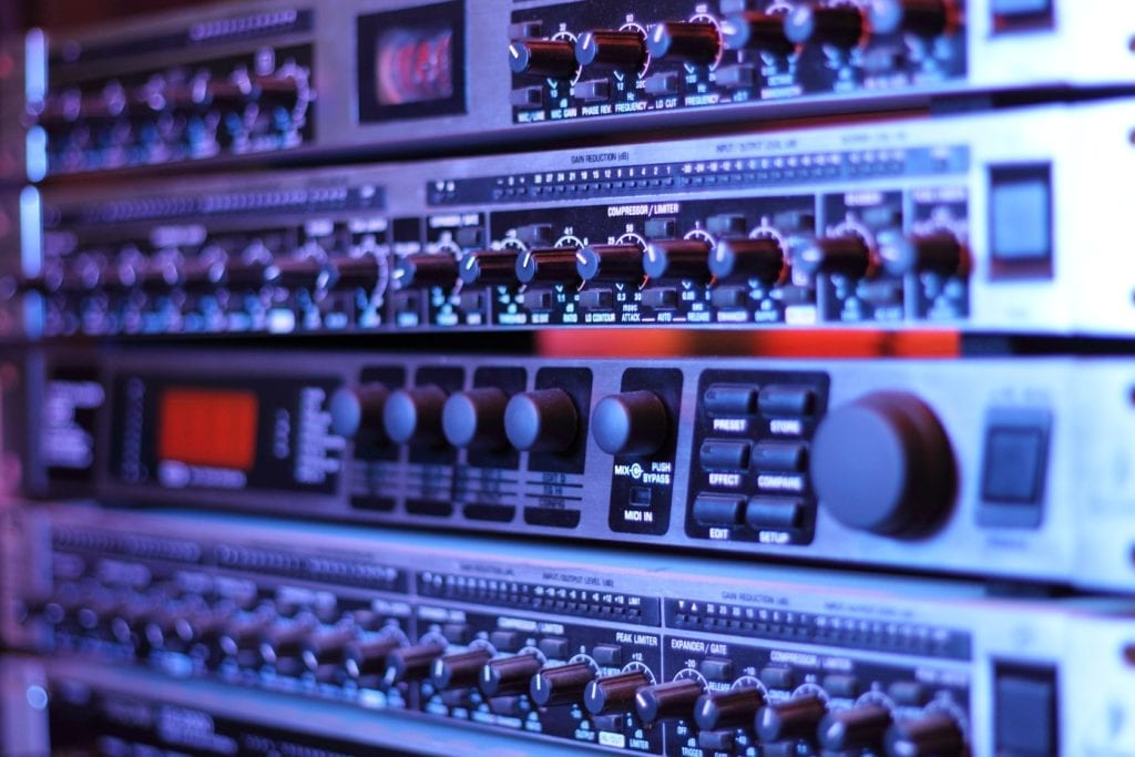 Excessive amplification or attenuation of frequencies will be noticed by most listeners.
