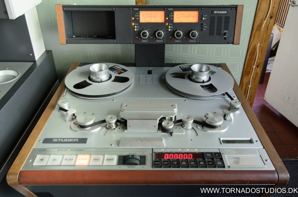 Transfer signal from tape to vinyl record initiated what we now know as mastering.