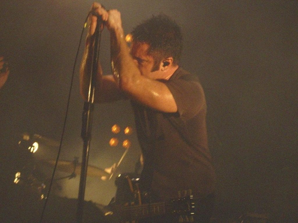 Trent Reznor learned how to write, arrange and engineer his records.  A skill set that has carried him far in his career.
