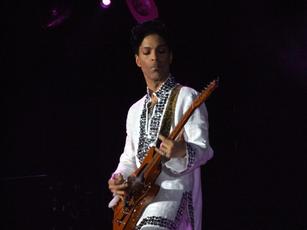 Prince was known to spend the night in the studio, experimenting with effects and layering instrumentation.