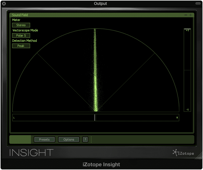 Stereo imagers can help push a relatively mono signal further out into the 90-180 degree stereo field.