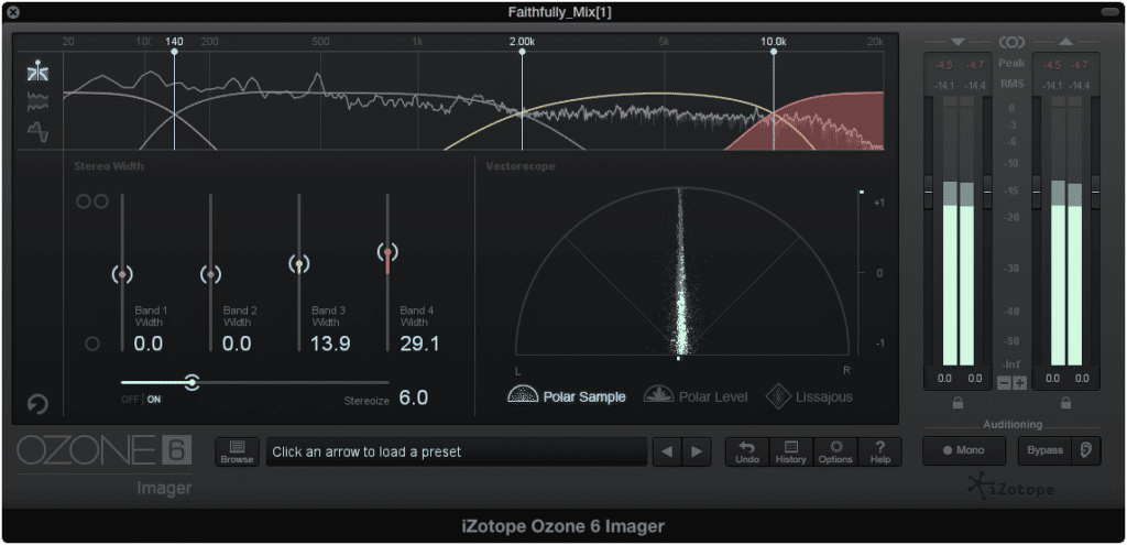 This IzoTope imager can create frequency-specific imaging.