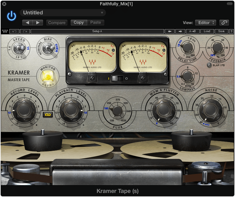 With a balanced dynamic range and frequency response, add in some desirable harmonics.