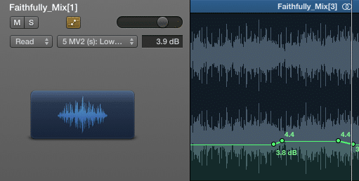 Automating plugin parameters during mastering is a great way to keep things creative.