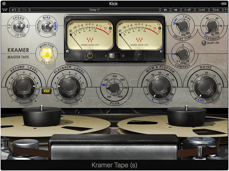 Analog emulation plugins like the one shown above can introduce harmonic generation.