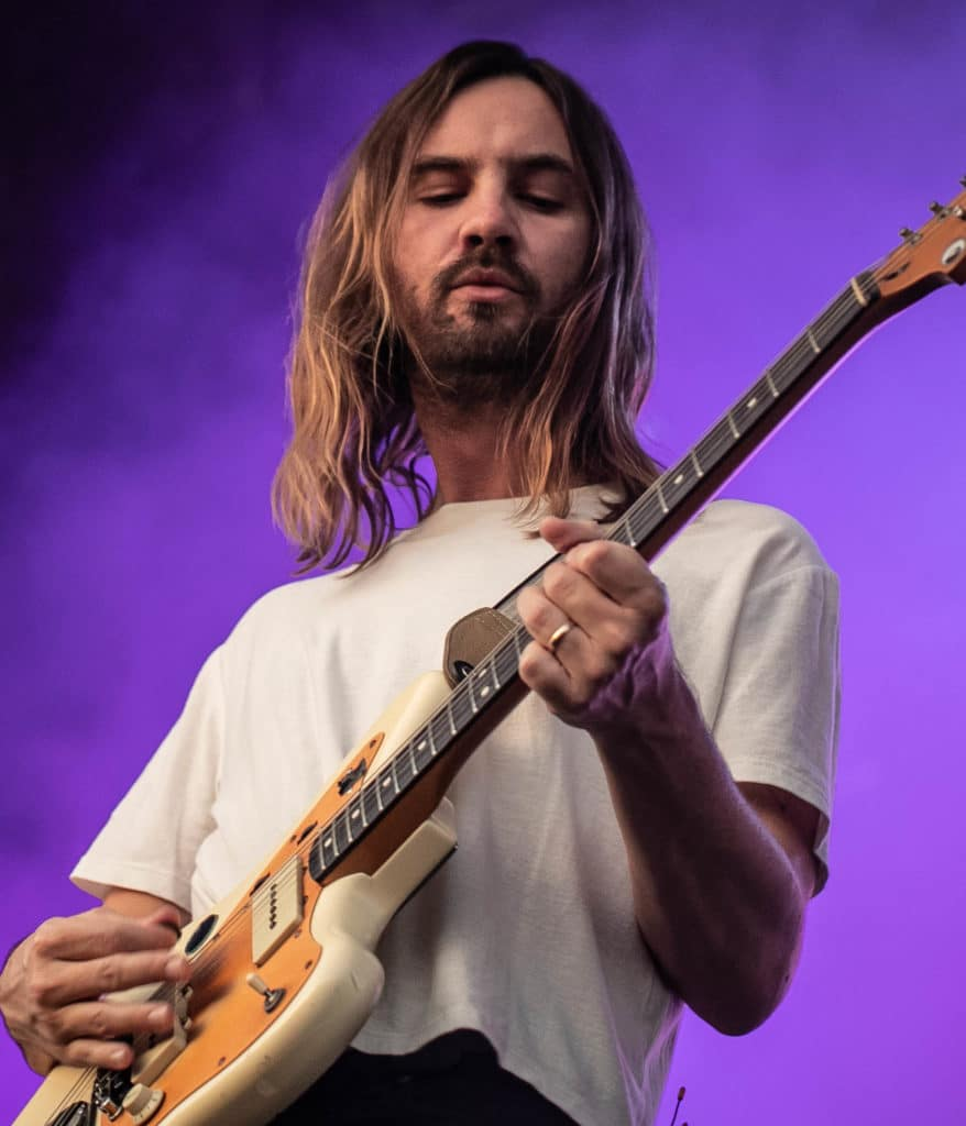Kevin Parker is another multi-instrumentalist that takes the production of his records in his own hands.