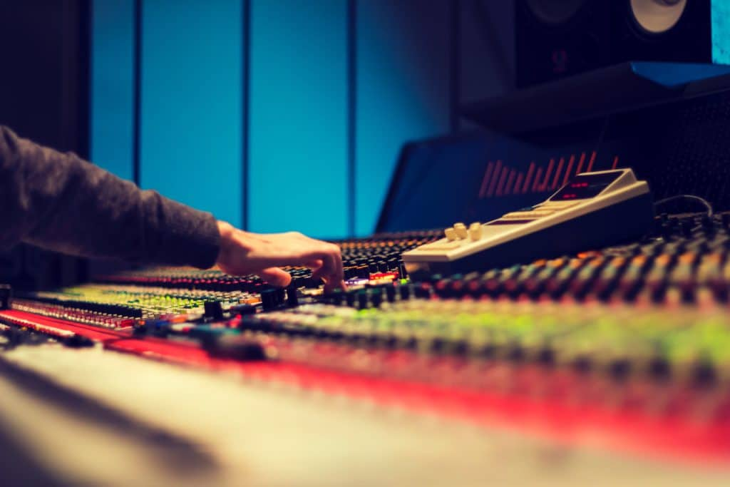 Sometimes, it's necessary to de-ess, even during mastering.  Although it typically occurs during mixing, it's certainly possible for some harsh sibilants to sneak through.