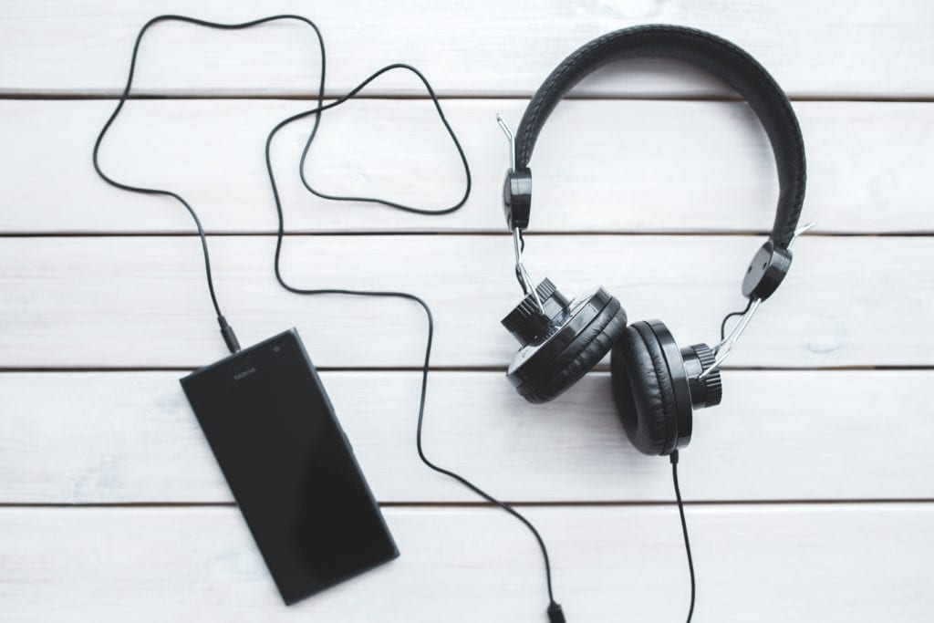 Despite providing a small file, MP3's have a noticeable lack of quality.