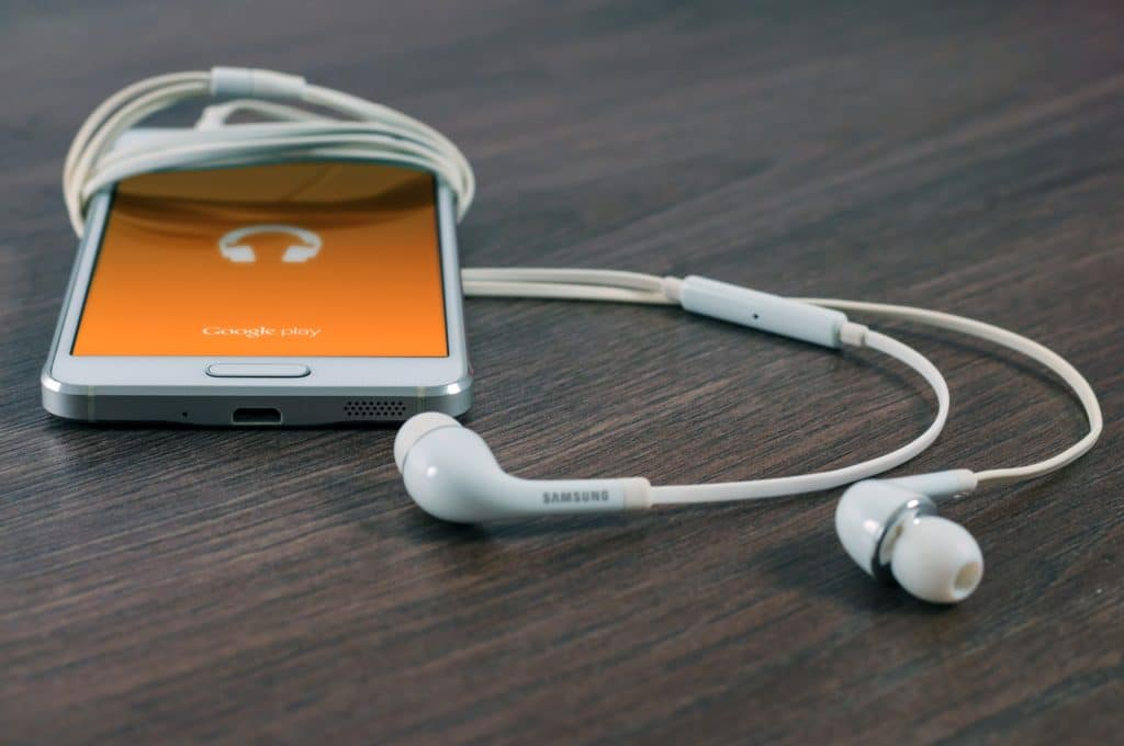 The MP3 is the most common audio file available.