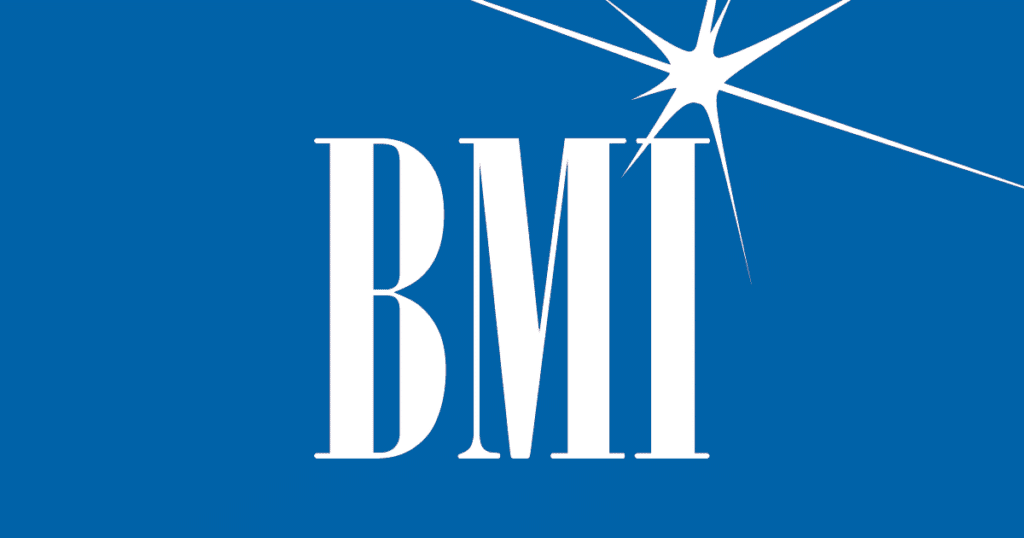 BMI is one of three major PROs in the US.