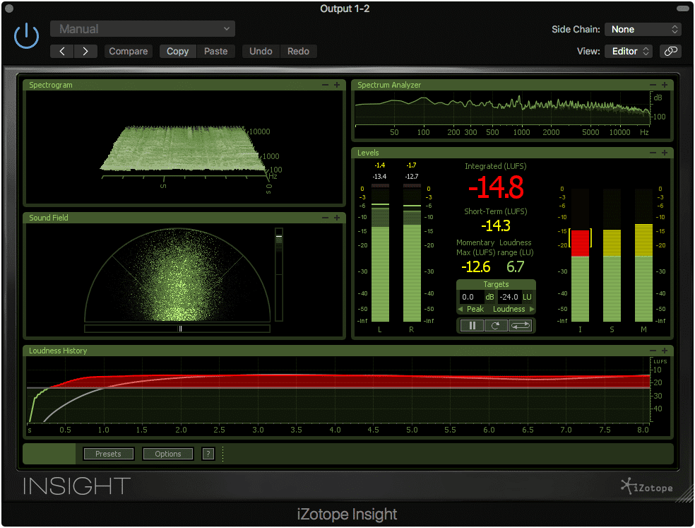 -16 or -15 LUFS is a good level to master your music to - be it for sync licensing or a traditional release.