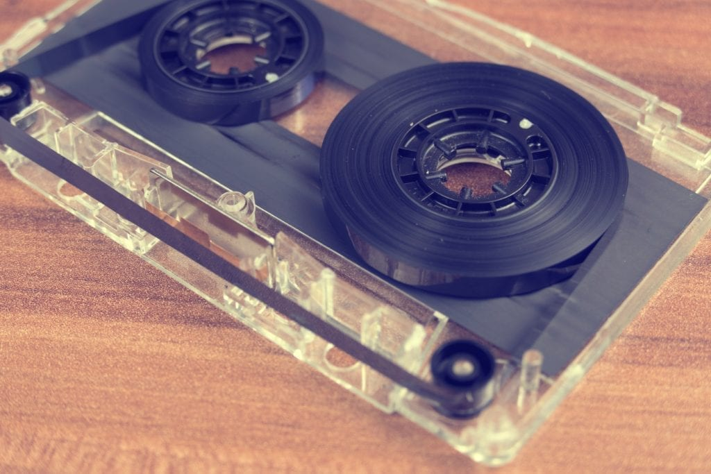 Some mediums, such as cassette tape cannot handle excessive distortion.  Keep this in mind when using distortion on your master.