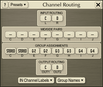 This plugin offers immense routing options.