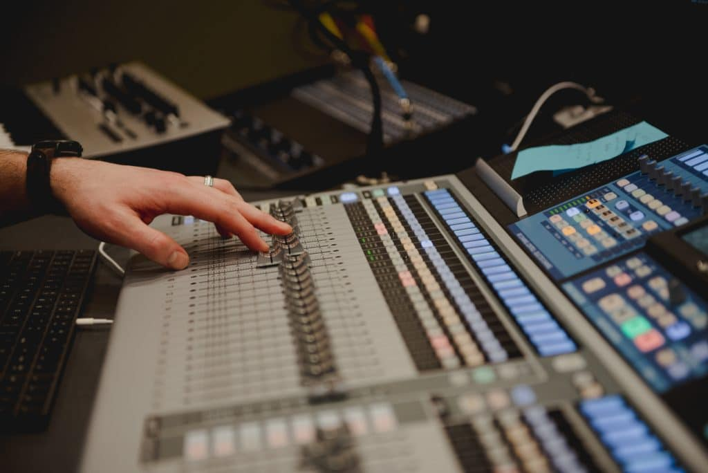 Mixing can be incredibly rewarding, as it often has the least amount of technical restraints.