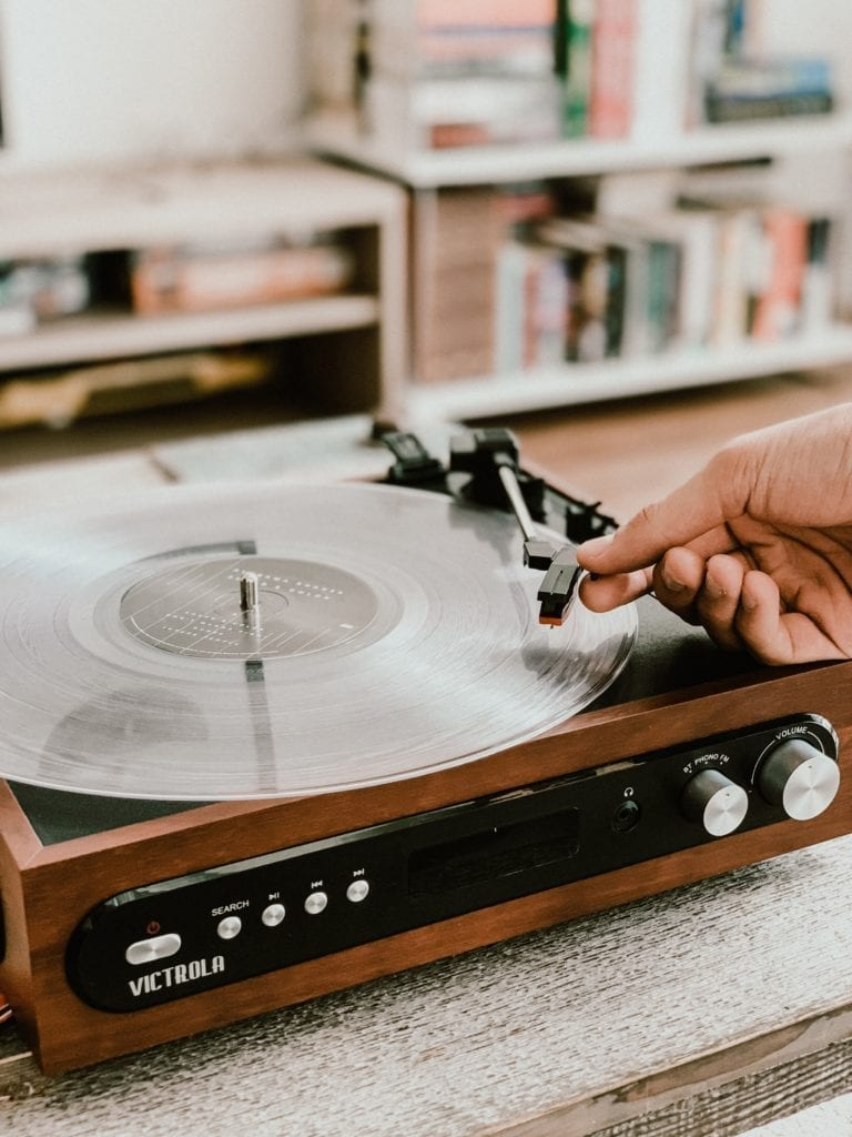 Having a separate master for vinyl is important to creating the best sounding record possible.