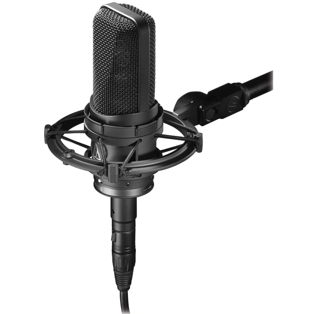 The AT4050 is versatile and of high enough quality to replace multiple microphones in a studio.