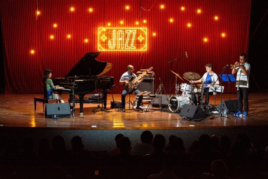 Jazz music requires more dynamics, therefore it will often be mastered at quieter levels.
