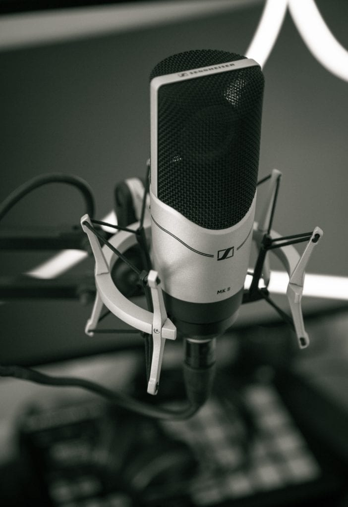 Distortion can become more noticeable in Hip-Hop due to the upfront vocal.