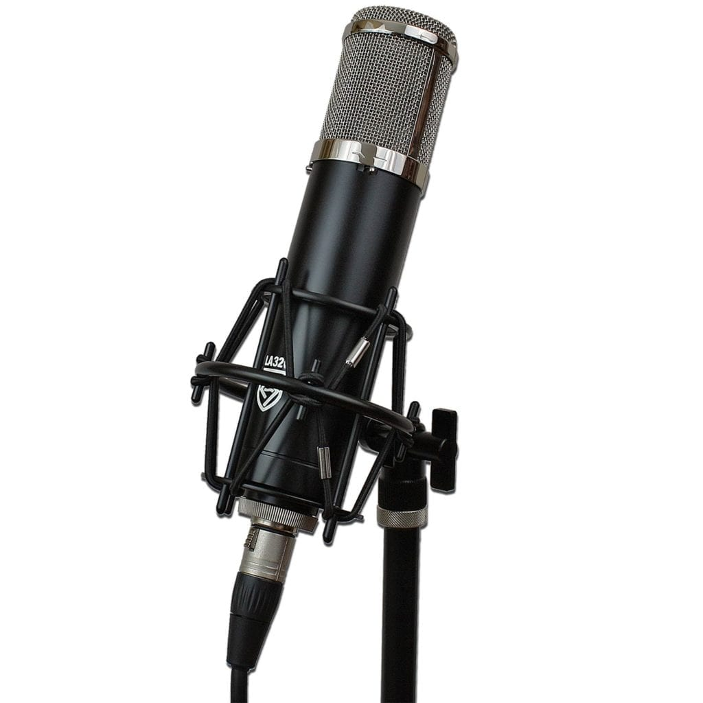 Tube microphones add valuable and sonically pleasing harmonics to a signal.