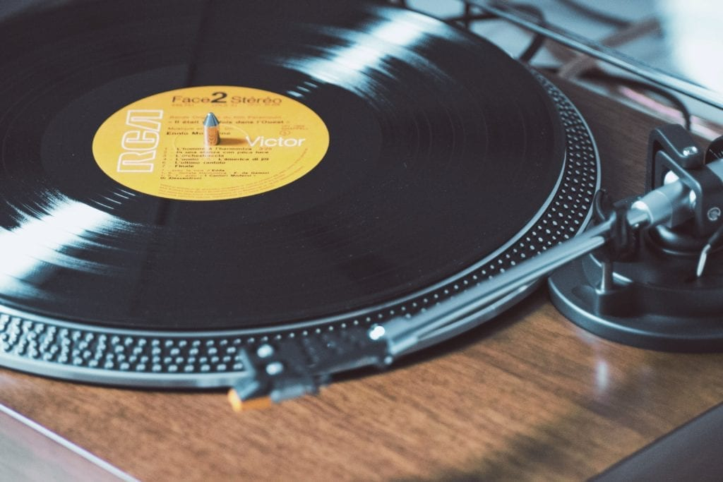 A master for vinyl will need to be quieter to avoid unwanted distortions.