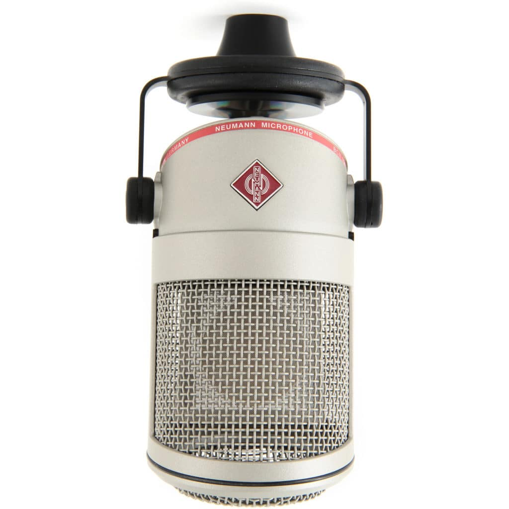 Although it's designed for broadcast dialogue, the BCM 104 is suited for recording multiple instruments.