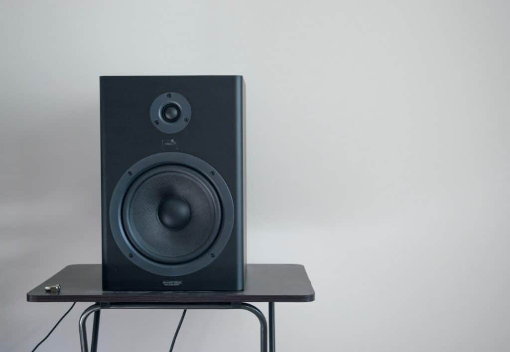 A Hip-Hop master can often push the limitations of a speaker system.