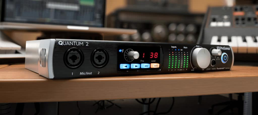 Presonus's flagship interface is affordable and sounds fantastic.