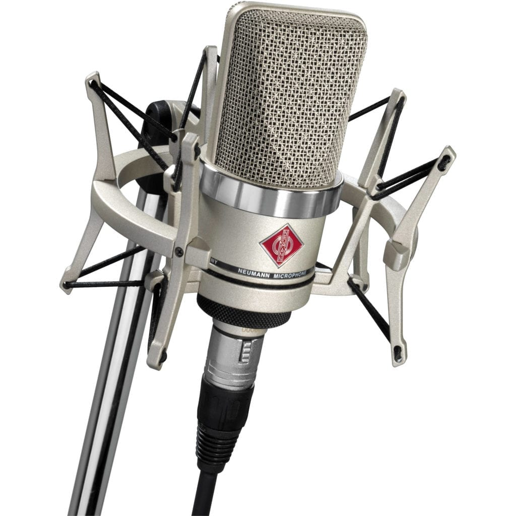 The TLM 102 offers Neumann build and sound quality, but at an affordable price.