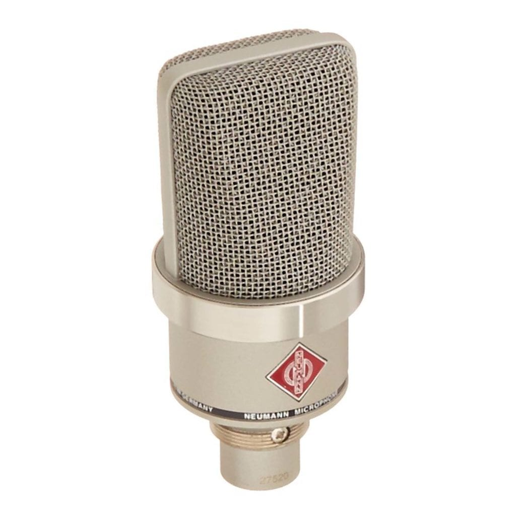 A low self-noise makes this microphone perfect for quieter sound-sources.