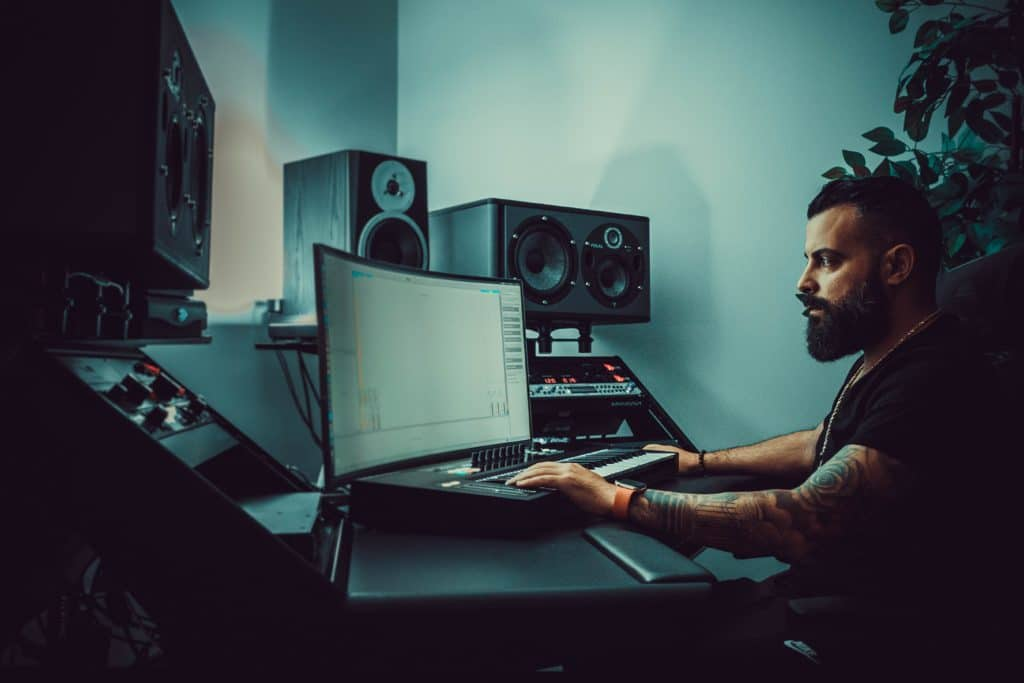 Since any analog signal will need to be converted back to digital, again either analog or digital mastering works well for creating a loud master.