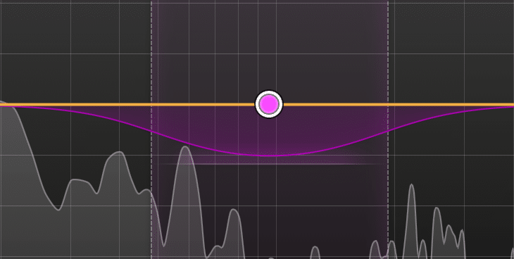 A multi-band compressor will allow you to focus on just the desired frequencies.